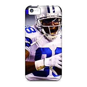 New Design Shatterproof KHX98nSAG Case For Iphone 5c (dallas Cowboys)