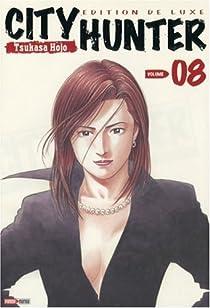 City Hunter (Nicky Larson), tome 8 : Le Sourire de l'ange par Hojo