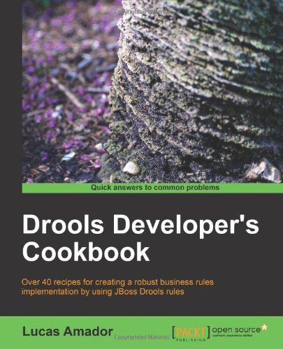 Drools Developer's Cookbook