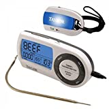 Best Taylor Precision Products grill thermometer - Taylor Probe Thermometer And Timer With Wireless Remote Review