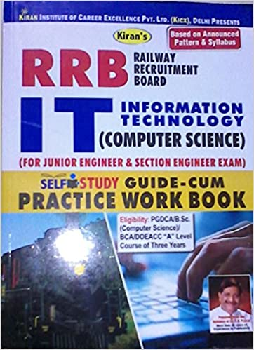 Buy RRB Railway Recruitment Board IT (Computer Science) For Junior