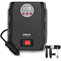 $29 » Digital Tire Inflator, GOOLOO 12V DC Air Compressor, Portable Auto Electric 150 PSI Tyre…