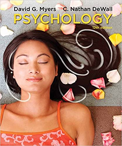 Psychology Kindle Edition By David Myers C Nathan Dewall Health