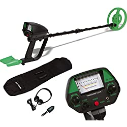 Treasure Cove Metal Detector Model TC-1018