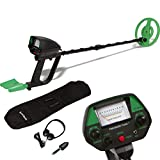 Best bounty hunter junior metal detector - Treasure Cove TC-1018 Fast Action Sand & Surf Review