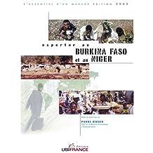 Burkina Faso, Niger
