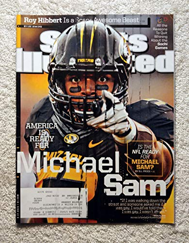 Michael Sam - Missouri Tigers - Openly Gay Football Player - Sports Illustrated - February 17, 2014 - College Football - SI ()