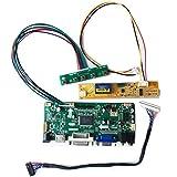 HDMI+DVI+VGA LCD Controller Inverter Board Kit