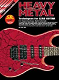 Heavy Metal Techinques for Lead Guitar, Rod Ung, 0947183159