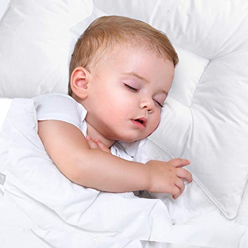 Sable Baby Toddler Pillow for Sleeping