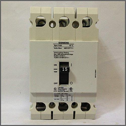 Siemens Distribution And Controls - Cqd320