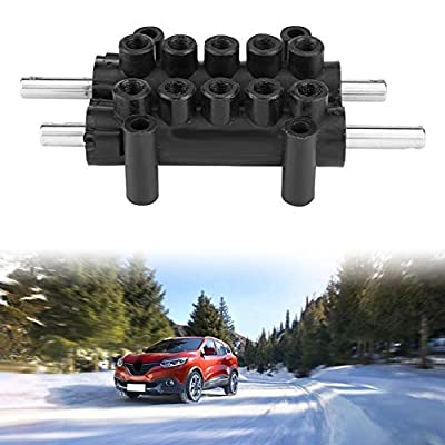 Air Control Valve Foot Pedal Air Control Valve with 10Pcs Hole for Tyre Tire Changer Machine: Home Audio & Theater