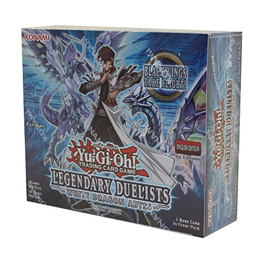 YU-GI-OH! Legendary Duelists: White Dragon Abyss Booster Box