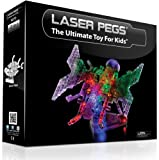 Laser Pegs 12-in-1 Butterfly Building Set