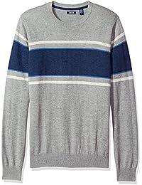 Men's Long Sleeve Fine Gauge Soft Crewneck Sweater
