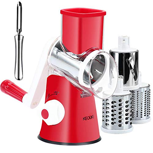 KEOUKE Rotary Cheese Grater
