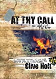 Front cover for the book At Thy Call We Did Not Falter by Clive Holt