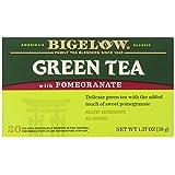 Bigelow Green Tea w/ Pomegranate Tea Bags - 20 ct