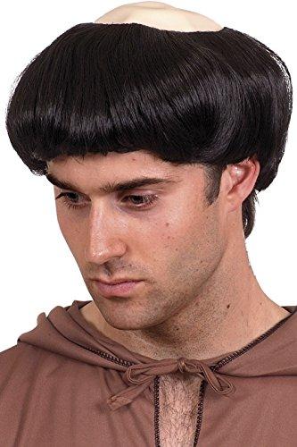 (Smiffys Monk's Wig)
