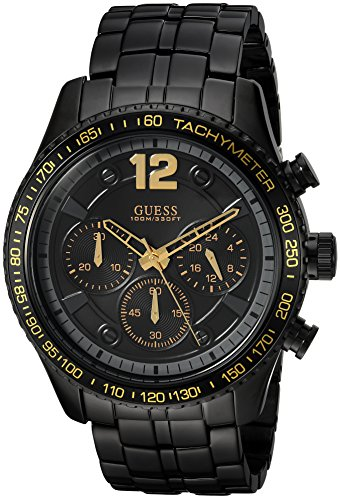 GUESS Quartz Stainless Steel Casual