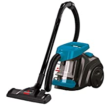 BISSELL PowerForce Bagless Canister Vacuum Cleaner - Teal