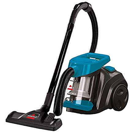 buy online 86cae c481e BISSELL PowerForce Bagless Canister Vacuum Cleaner - Teal  Amazon.ca  Home    Kitchen