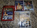 Disney Classic Movies 3 DVD Collection: Follow Me Boys, Johnny Tremain, Son of Flubber