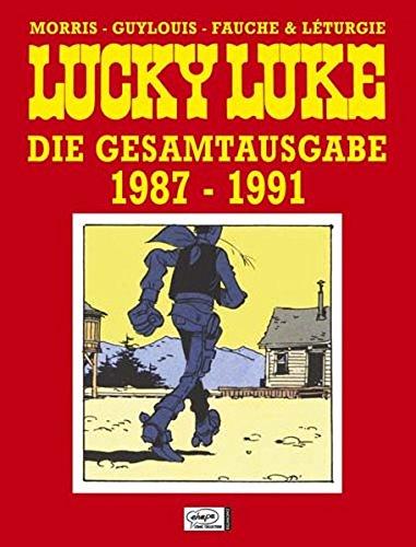 Lucky Luke Gesamtausgabe 20: 1987 bis 1991