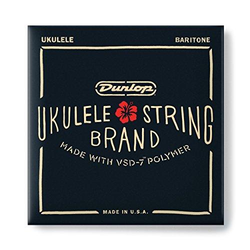 Dunlop DUQ304 Ukulele Strings, Baritone