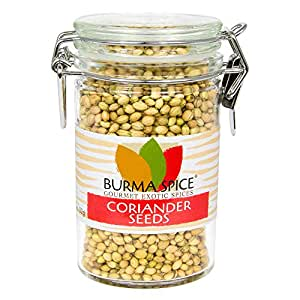 Coriander Seeds | Chinese Parsley Seeds | Excellent as a Meat Rub or Condiment 1.2 oz.