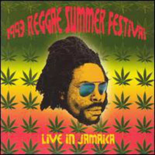 1993 Reggae Summer Festival: Live in Jamaica by Childs Play