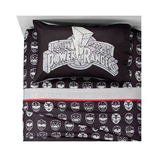 power rangers bed sheets - 4