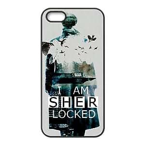 Sherlock iPhone 4 4s Cell Phone Case Black V09711916