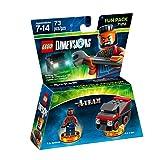 Warner Home Video - Games LEGO Dimensions, A Team Fun Pack B.A. Baracus - Not Machine Specific