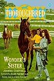 """""""Wonder's Sister (Thoroughbred)"""" av Joanna Campbell"""