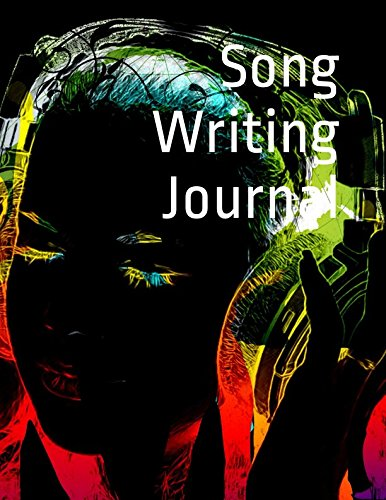 Download Song Writing Journal: 96 Pages of Lined/Manuscript Paper pdf