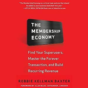 The Membership Economy Audiobook