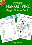 Invisible Thanksgiving Magic Picture Book, Cathy Beylon, 0486405273