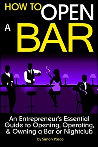 business plan for opening a bar