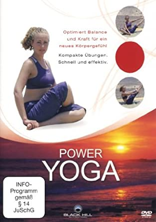 Amazon.com: Power Yoga [DVD]: Movies & TV