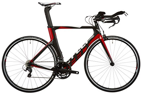 Felt B14 triathlon road bike red/black Frame size...