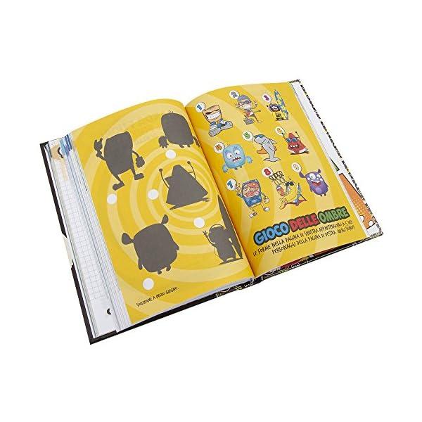 Go Pop Auguri Preziosi Diario Scuola 10 Mesi Bad Boy, Formato Standard, 320 Pagine, Collezione 2018/19 4 spesavip