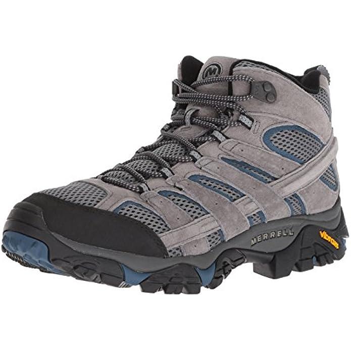 Merrell Men's Moab 2 Vent Mid Sneaker