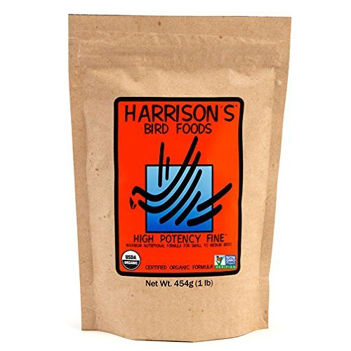 Harrison's Bird Foods High Potency Fine 1lb