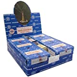 Satya Nag Champa Incense Cones, 12 Cones x 12 Packs