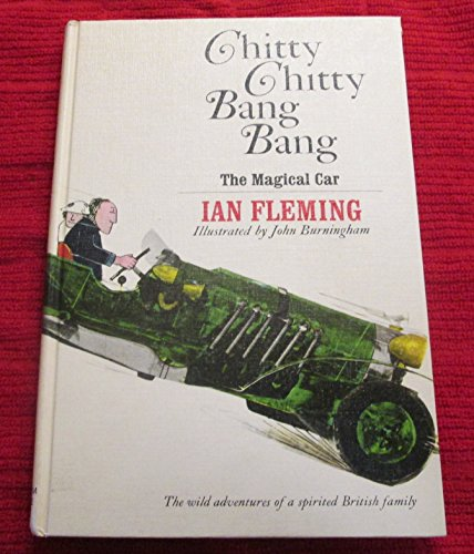 Weekly reader children's book club presents Chitty Chitty Bang Bang: The magical car (Chitty Chitty Bang Bang The Magical Car)
