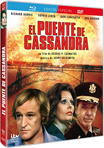 El Puente De Cassandra (Blu-Ray + Dvd) The Cassandra Crossing -- Spanish Release