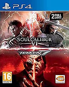Tekken 7 + SoulCalibur VI (PS4)