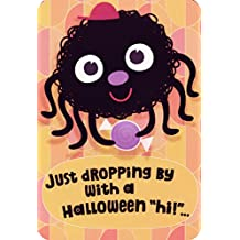 "Hallmark Halloween Greeting Card ""Happy 1st Pumpkin Day"""