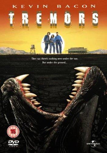 Tremors [Reino Unido] [DVD]: Amazon.es: Kevin Bacon, Fred ...